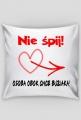 Zakochana poduszka