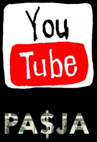 YouTube, bo liczy się PA$JA Męska - Wszystkie kolory