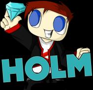 Holm z Diax'em (Kubek)