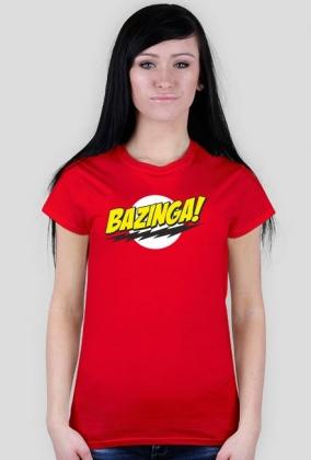 [TS] Bazinga! Sheldon Cooper joke!