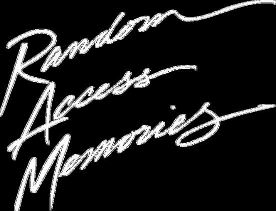 [Daft Punk] Random Access Memories