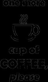COFFEE koszulka męska