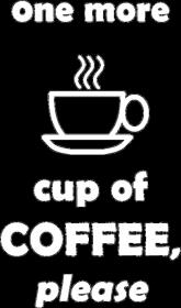 COFFEE bluza męska