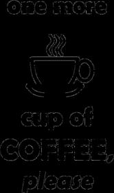 COFFEE koszulka damska
