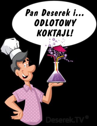 Pan Deserek i Odlotowy Koktajl - K. Pink