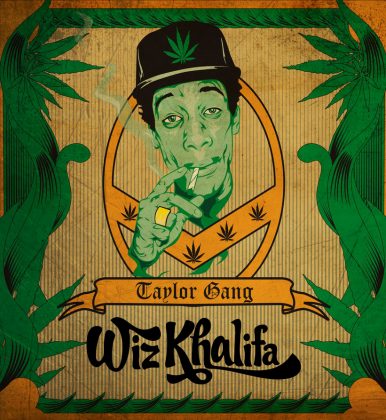 Bluza Taylor Gang | Wiz Khalifa KLASYK!