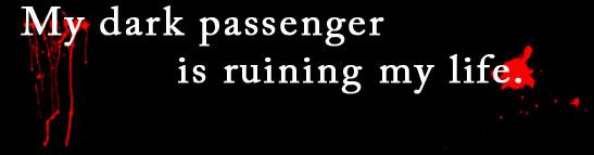 dark passenger czarna+