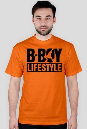 B-Boy Lifestyle Pomarańczowa