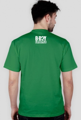 B-Boy Lifestyle Zielona