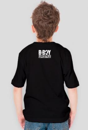 B-Boy Lifestyle Czarna dla chłopca
