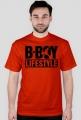 B-Boy Lifestyle Czerwona