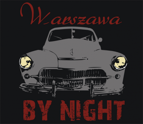 Warszawa nocą Damska