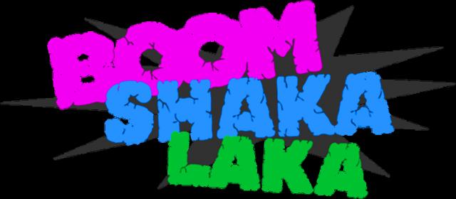 BOOM SHAKA LAKA - przypinki