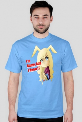 I know it - koszulka meska
