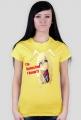 I know it - koszulka damska