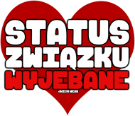StatusZwiązkuWYJE (Nowość) - Damska