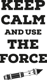 Use the FORCE! - Lady