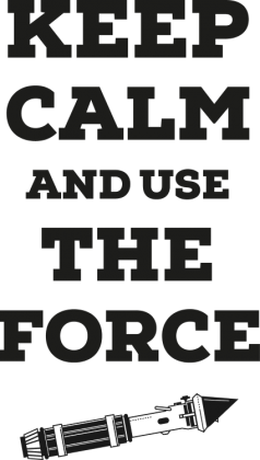 Use the FORCE! - kubek