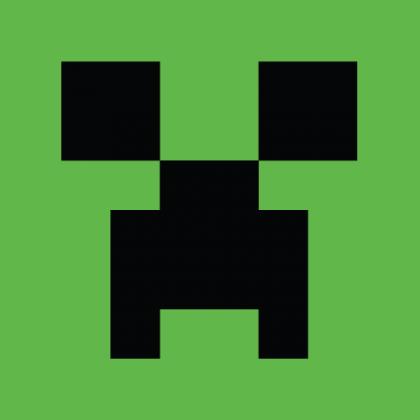 Koszulka męska minecraft creeper