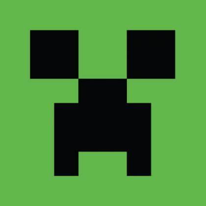 Koszulka dziecięca-damska minecraft creeper