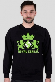 "BLUZA ""Royal Szakal GREEN"""