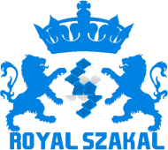 "MIŚ ""Royal Szakal BLUE"""