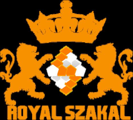 "KOSZULKA DZIECIĘCA ""Royal Szakal ORANGE"""
