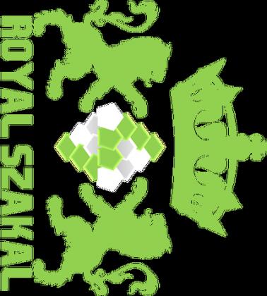 """PODKŁADKA POD MYSZ """"Royal Szakal GREEN"""""""