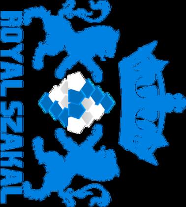 """PODKŁADKA POD MYSZ """"Royal Szakal BLUE"""""""