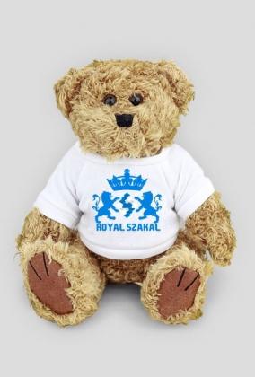 """MIŚ """"Royal Szakal BLUE"""""""