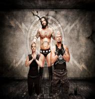 Koszulka WWE CM Punk Straight Edge