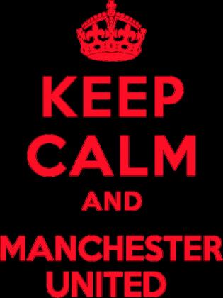 Keep calm and MU damska