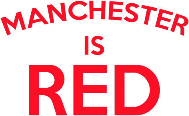 Manchester is Red Longsleeve