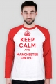 Keep calm and MU Longsleeve