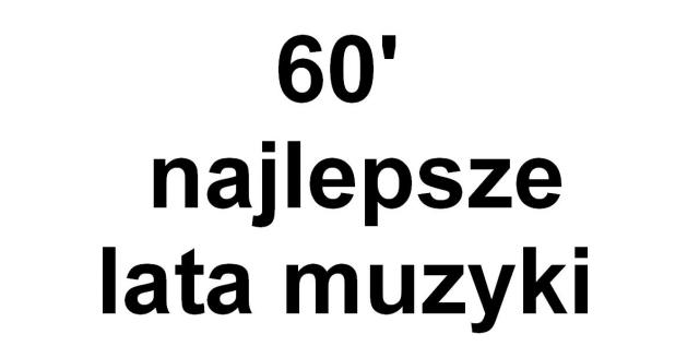 lata 60' (Męska)