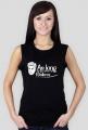 Justin Bieber ALAYLIB - koszulka na ramiączkach