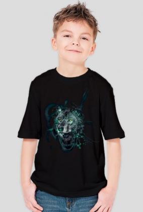 Wilk koszulka dziecięca