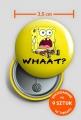 WHAAT pin