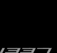 Koszulka LEET (1337) ORB WB