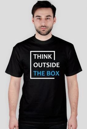 c049e1fb8b7d11 Think outside the BOX WB - koszulki męskie w Imprezowe fajne koszulki