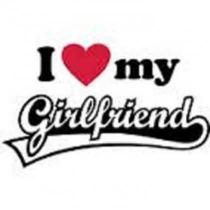 kocham moją dziewczyne