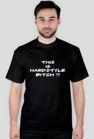 Koszulka hardbitch