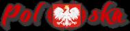 Kubek Dwustronny - Polska - Biały