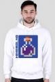 #mineralna - Bluza męska Minecraft Style