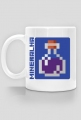 "Minecraft'owy kubek - ""Mineralna"""