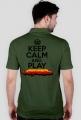 Keep Calm and NFS MW (man)
