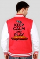 Keep Calm and NFS MW Jacket College (man)