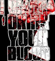 I wanna eat your brain - koszulka damską zombie