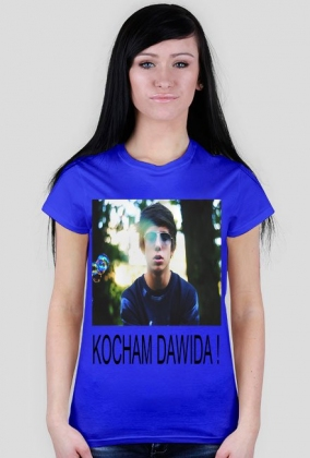 koszulka z Dawidem Kwiatkowskim