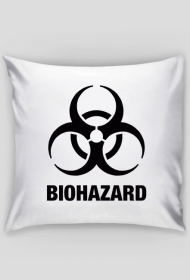 Poszewka na poduszkę BIOHAZARD